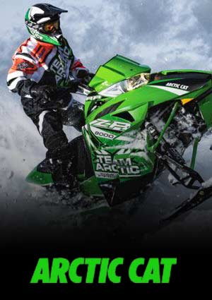 Arctic Cat Snowmobile Parts by TSS